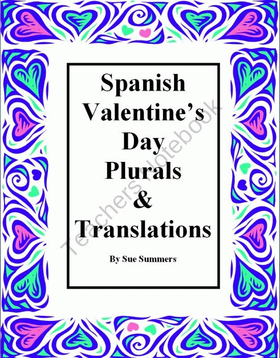 valentine's day vocab esl