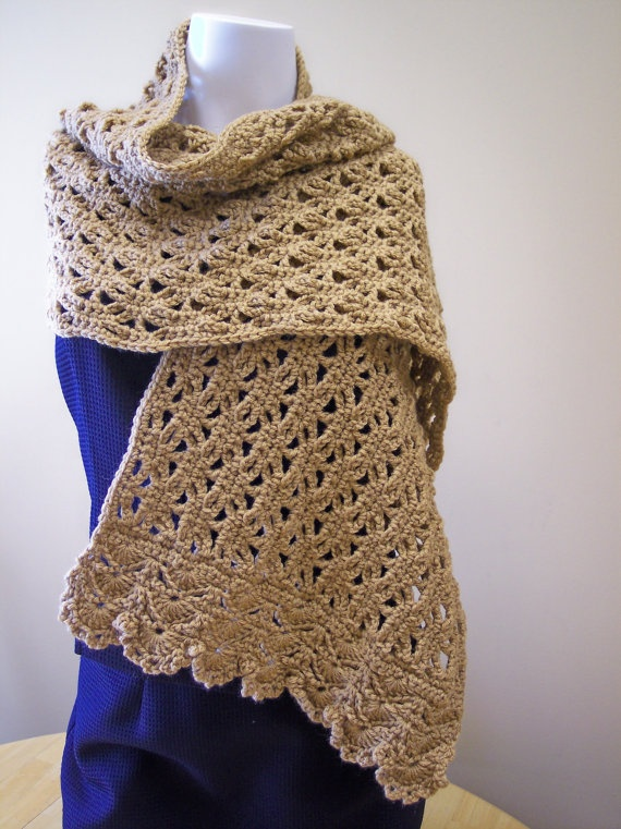 Prayer Shawl Hand Crocheted by hendersonmemories on Etsy, $45.00 This ...