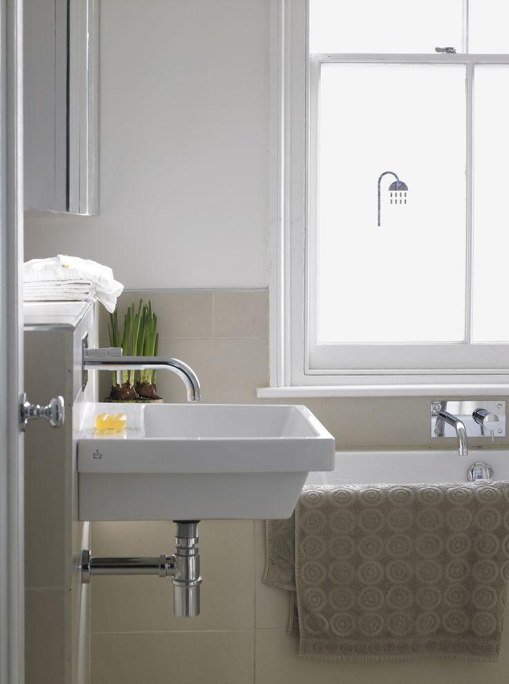 Bathroom Window Privacy