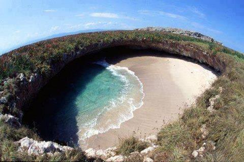 hidden beach!!