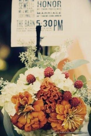 burnt orange, white, sage, raspberry   Our wedding- ideas   Pinterest