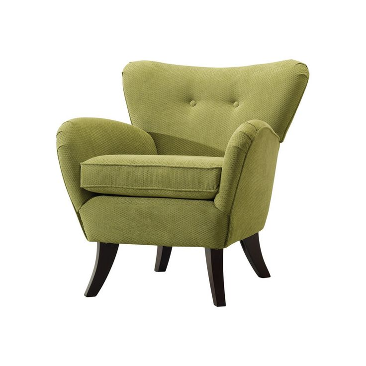 Accent Chair Green Living Rooms Pinterest