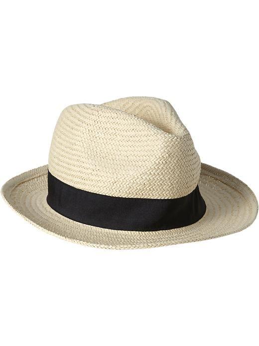 s straw panama hats navy style