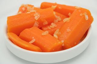 Ginger-Garlic Baby Carrots 1 pound baby carrots or carrots, peeled ...