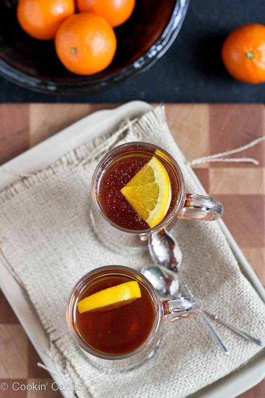 hot rum amp ginger tea toddy recipe by cookin canuck # cocktail # tea ...
