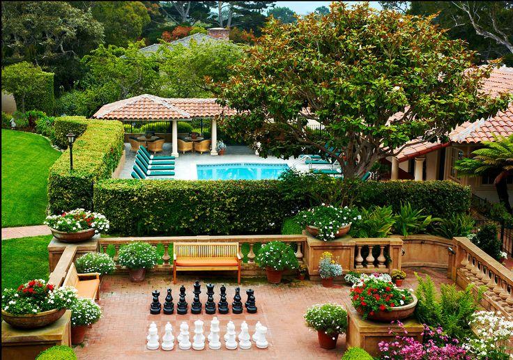 luxury hotels monterey spanish