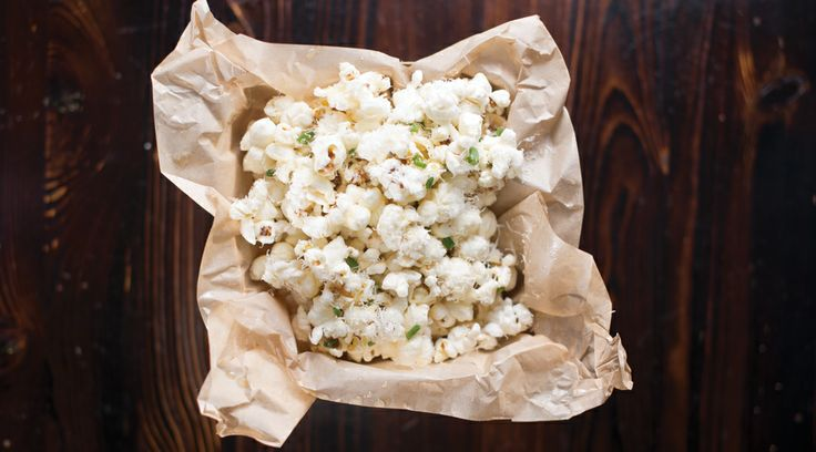 From Industry Public House – White truffle & Parmesan popcorn ...