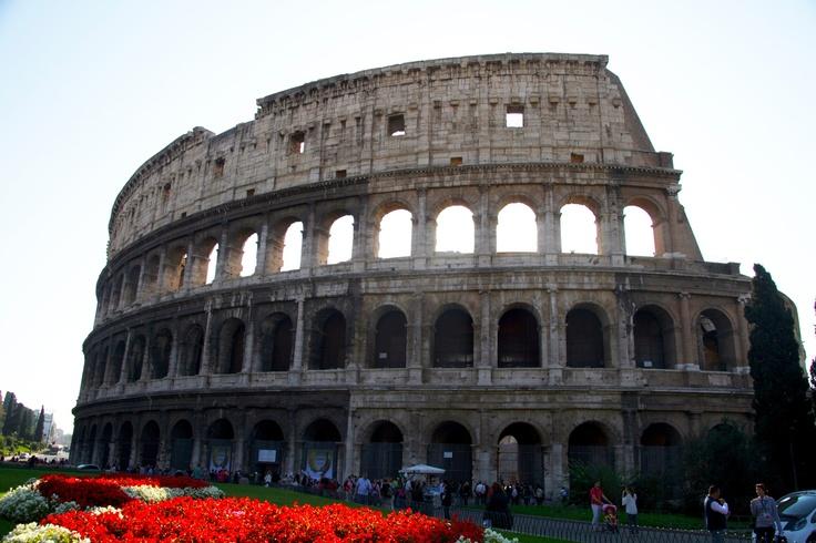 ... in Rome, Italy | 365 Days To Italian 2016 calendar coming so