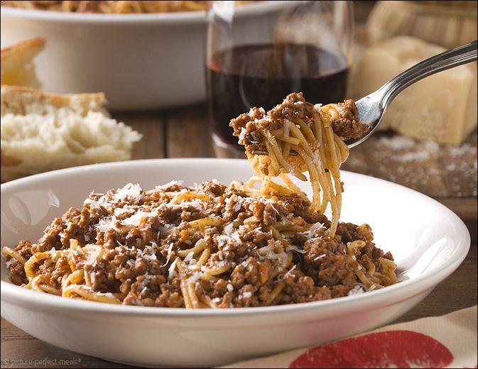 Recipe - Spaghetti alla Bolognese   Boss Chef Recipes   Pinterest