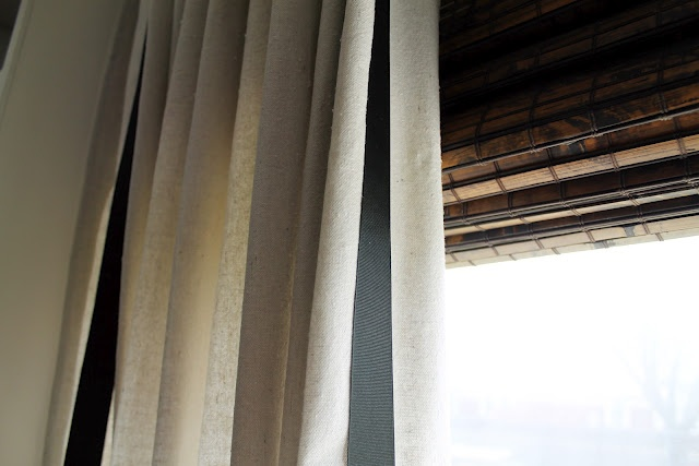 Drop Cloth Curtains For The Home Pinterest
