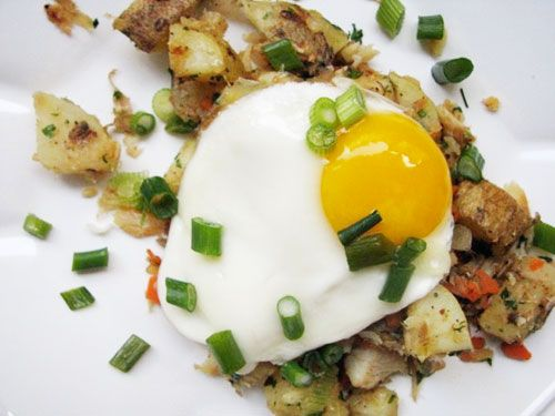 Smoked Fish Hash | make shapes in my mouth, please | Pinterest
