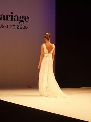 Alexandra Paris  Robe de mariée  Pinterest