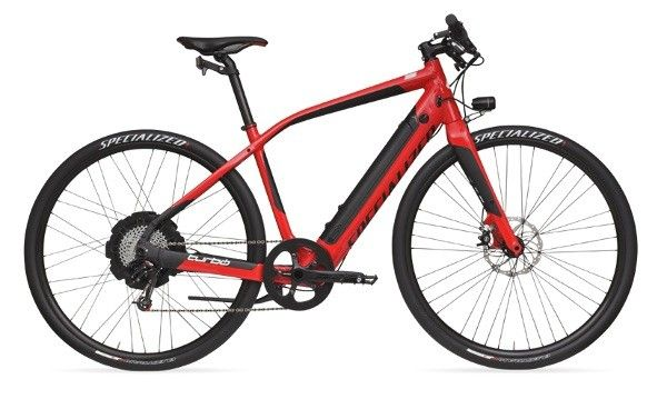 Specialized Turbo e-bike is too fast and furious for the western world