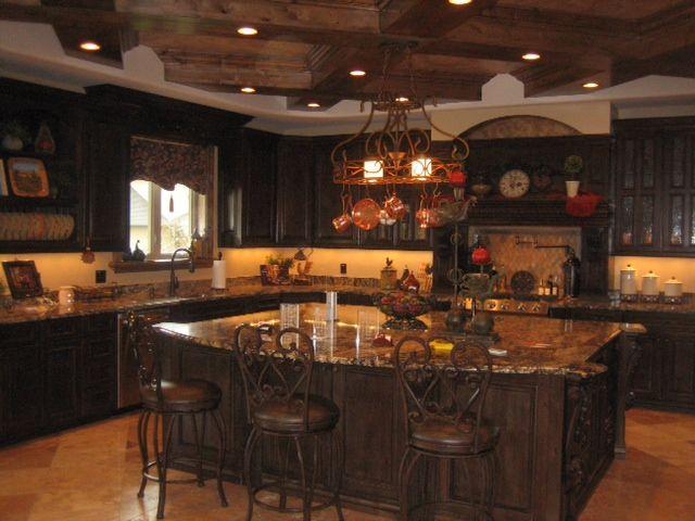 Fabulous kitchen kitchens pinterest for Fabulous kitchens