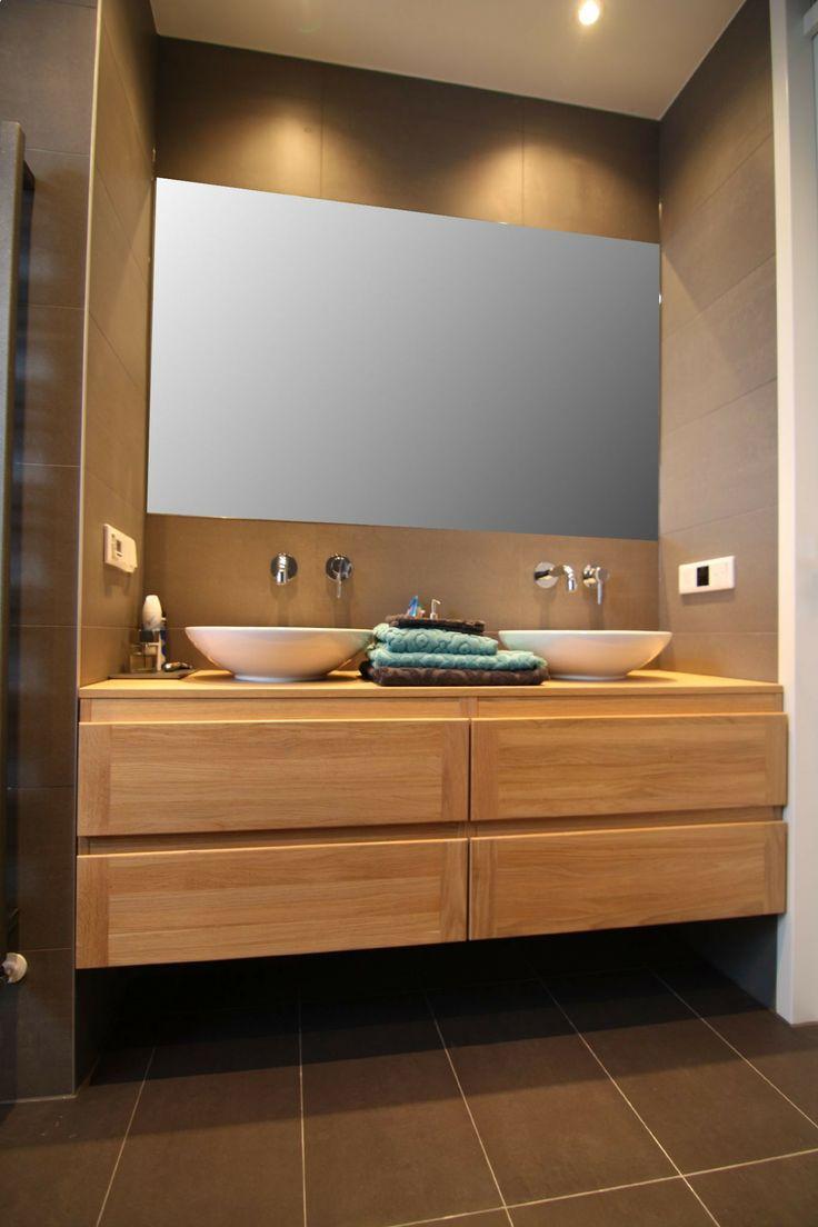 20170407&031738_Badkamer Sanitair Set ~ Eiken Badkamer meubel set ? 695 00  badkamer  Pinterest