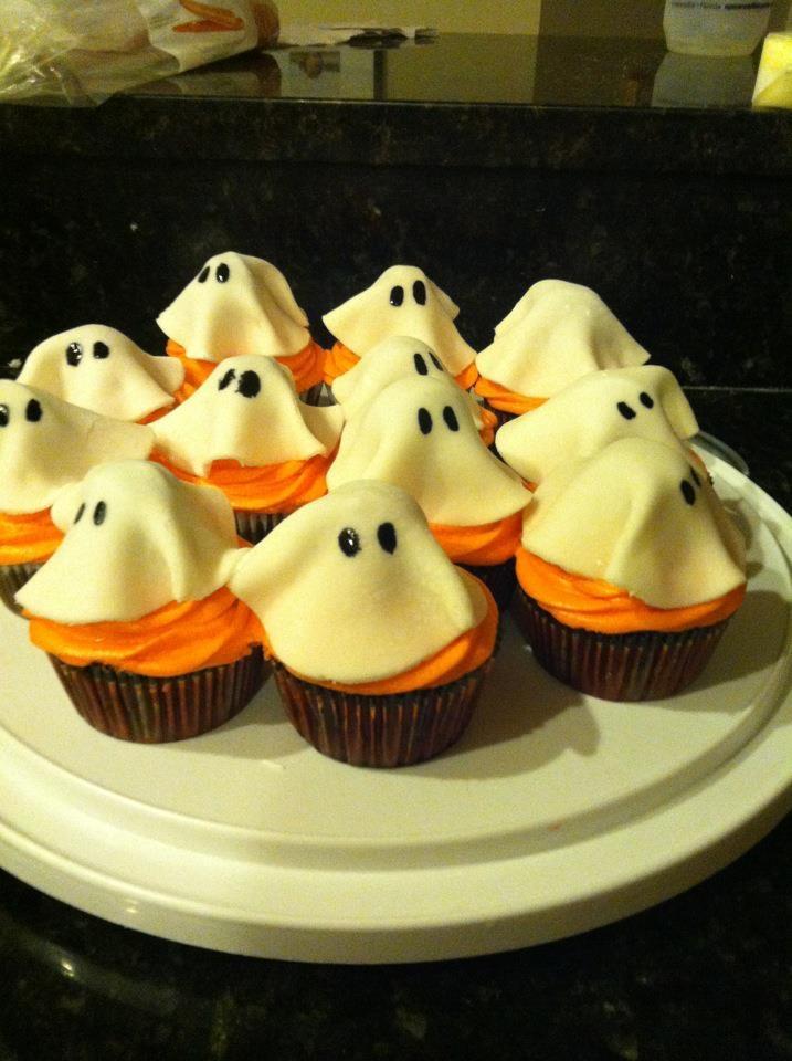 Ideas For Halloween Fairy Cakes