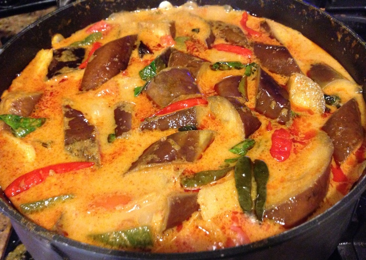 Spicy Thai red curry beef | Food Glorious Food! | Pinterest