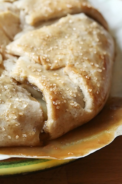 Apple Galette | Yeah, I could eat.... | Pinterest