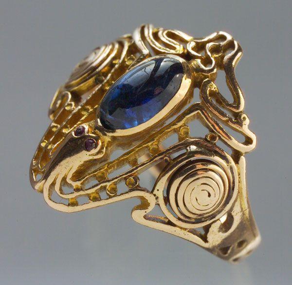 Squid ring | Fashion - Rings | Pinterest