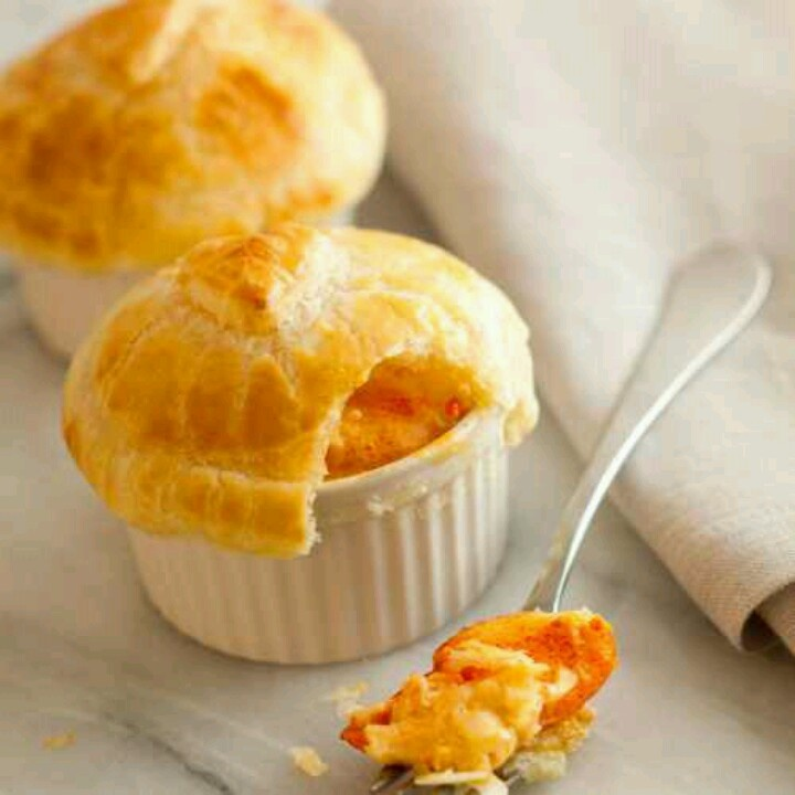 Lobster Pot Pie | Cooking club | Pinterest