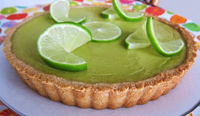 Avocado Lime Cheesecake | Food I'm Stalking | Pinterest