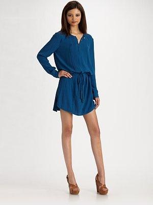 Diane von Furstenberg Sliced Dress, size 6!