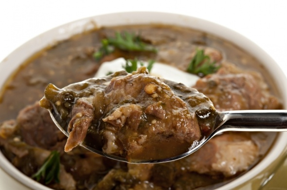 Chile Verde - Going to make this for dinner tonight
