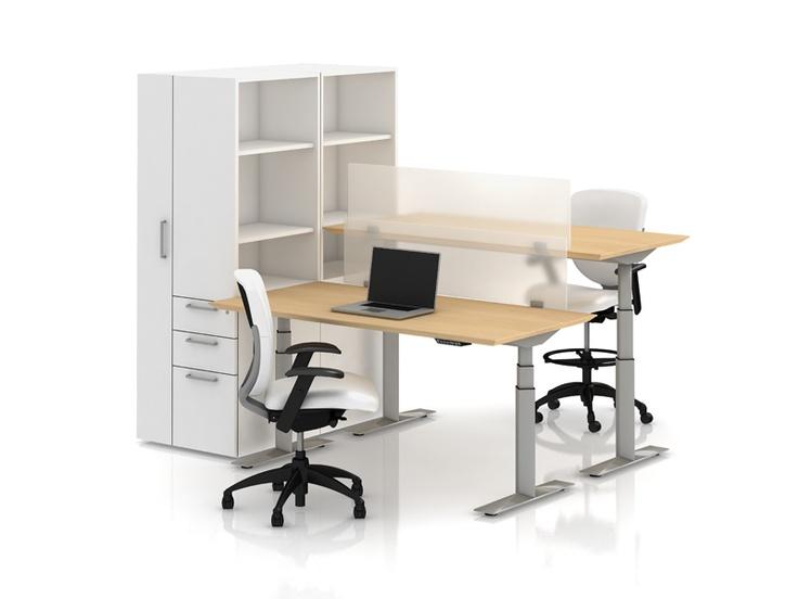 Priority kimball office kimball office desks pinterest - Kimball office desk ...