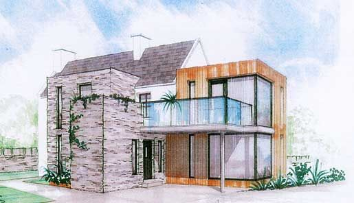 Beach homes front elevation joy studio design gallery for Beach house elevations