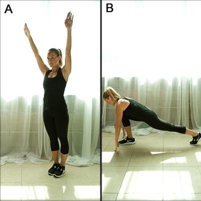 workout bovenbenen