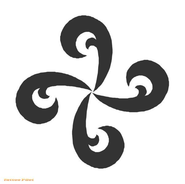 celtic symbol for justice pin wisdom majesty courage