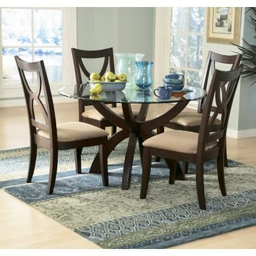 up your casual dining area with stardust collection dining table