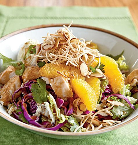 Recipe For Asian Chicken Salad