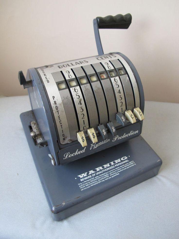 paymaster machine
