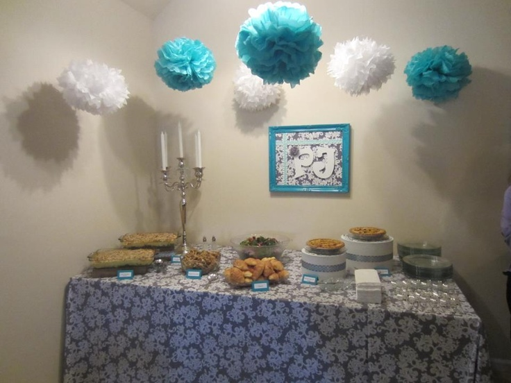 baby shower table set up baby shower pinterest