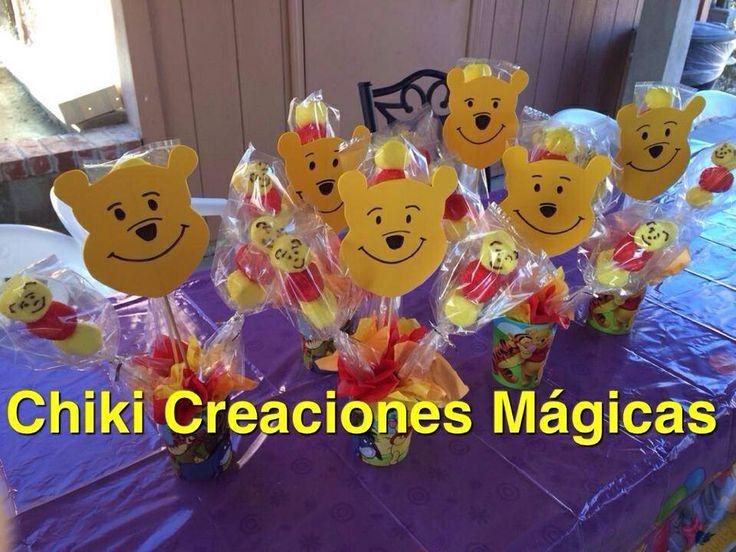 Centros d mesa d Winnie Pooh - Imagui