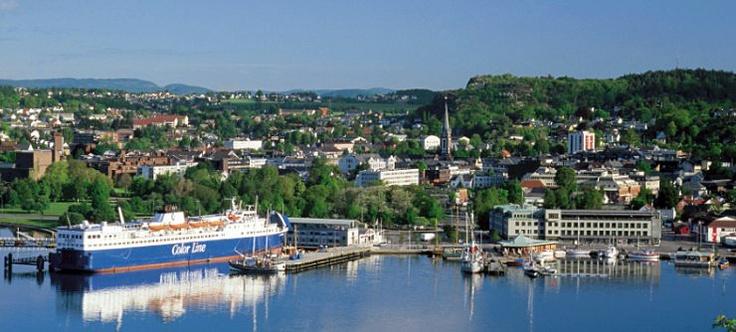 logg in Sandefjord