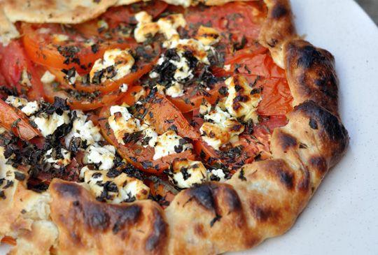 French Tomato Tart from David Lebovitz — Recipe Review