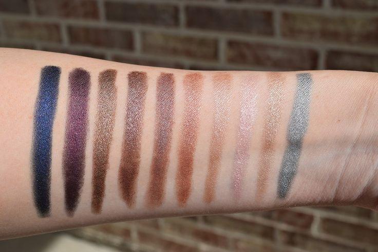 Mally Shadow Stick Swatches Makeup Eye Pinterest