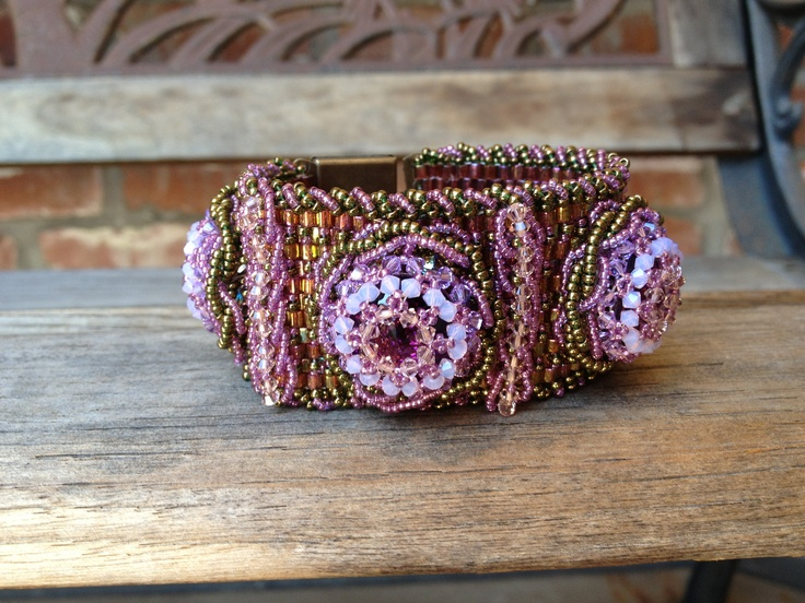 Cary Bruner pattern Bead and Button 2013