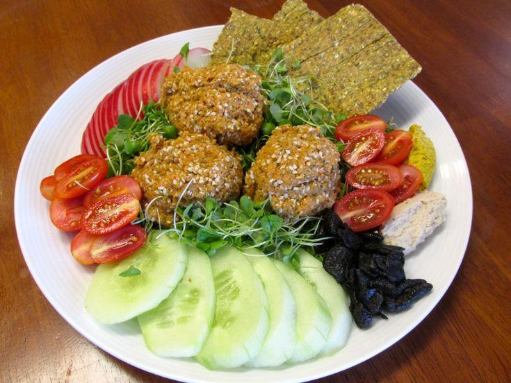 Raw Vegan Not Tuna Salad | Vegan Raw | Pinterest