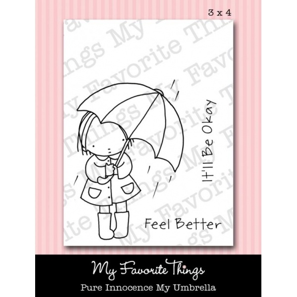 Pure Innocence My Umbrella