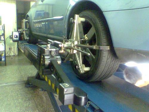 car wheel alignment hyderabad