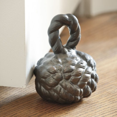 knot doorstop | Home and Hearth | Pinterest