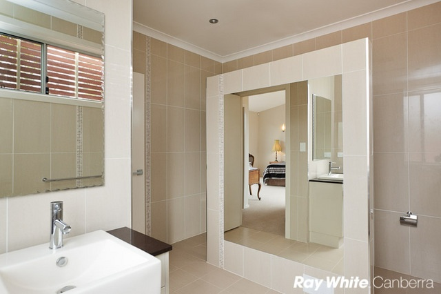 bathroom ideas - large mirror : Facade ideas : Pinterest