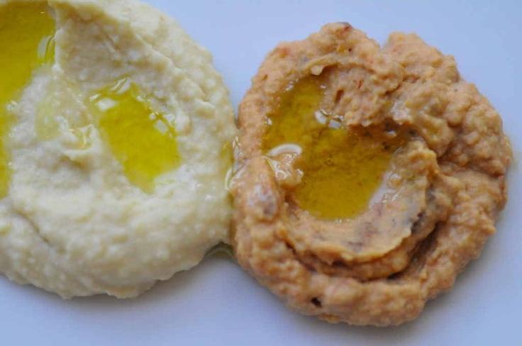 Preserved Lemon Hummus | Jammy Chicken | Pinterest