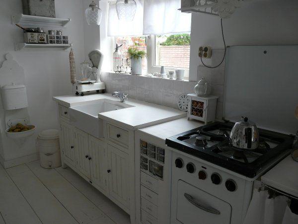 Brocante Keuken Pinterest : Brocante keuken thuis bij Woonwinkel 't Zolderrijk