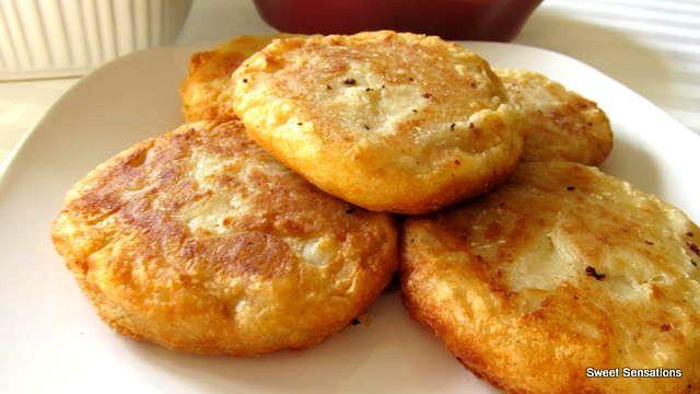 Let's Have Leftovers - Mashed Potato Cakes. | Breakfast & Brunch ...