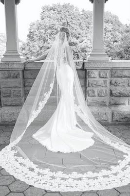 love the cathedral veil