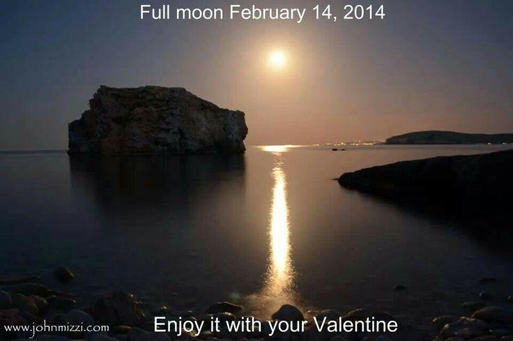 harvest moon valentine's day